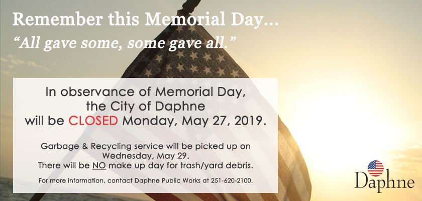 Memorial Day 2019 Digital