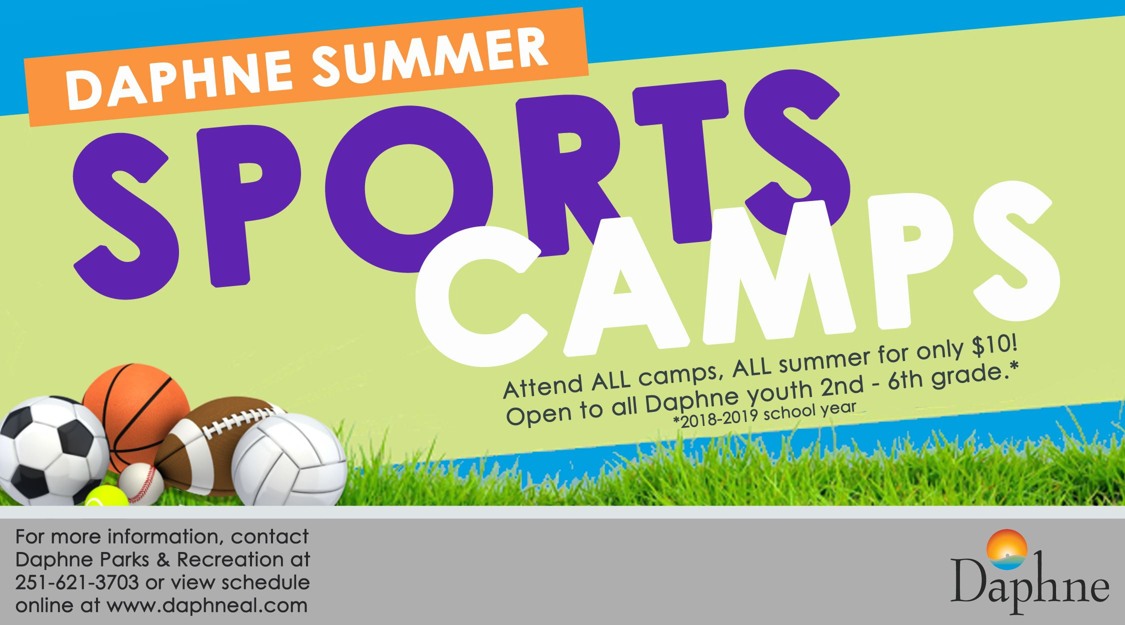 Summer Sports Camp 2018